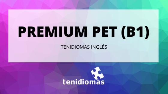 PREMIUM PET (B1)