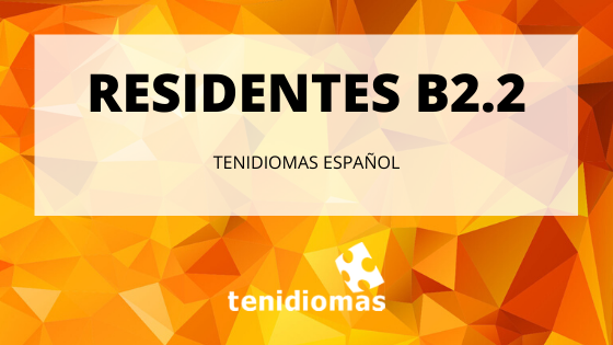 Curso español B2
