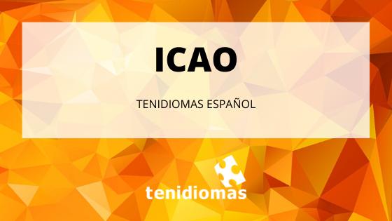 Curso ICAO